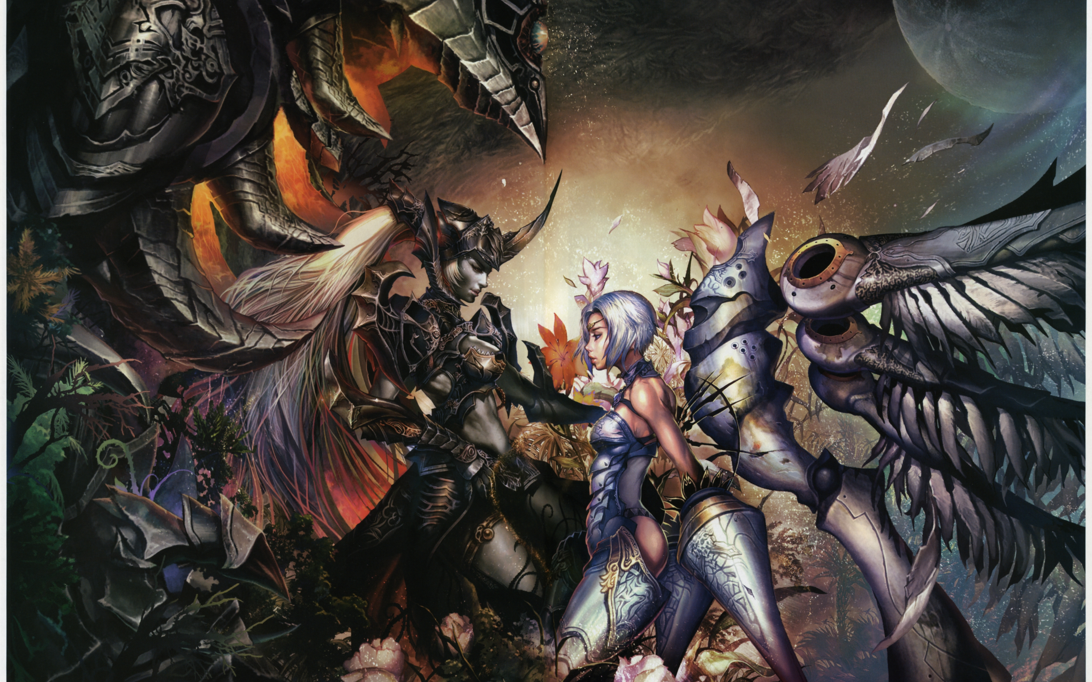 lineage ii wallpapers pictures images