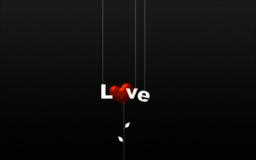 Love Widescreen Wallpaper