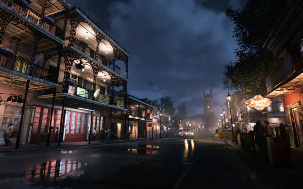 Mafia III Widescreen Wallpaper