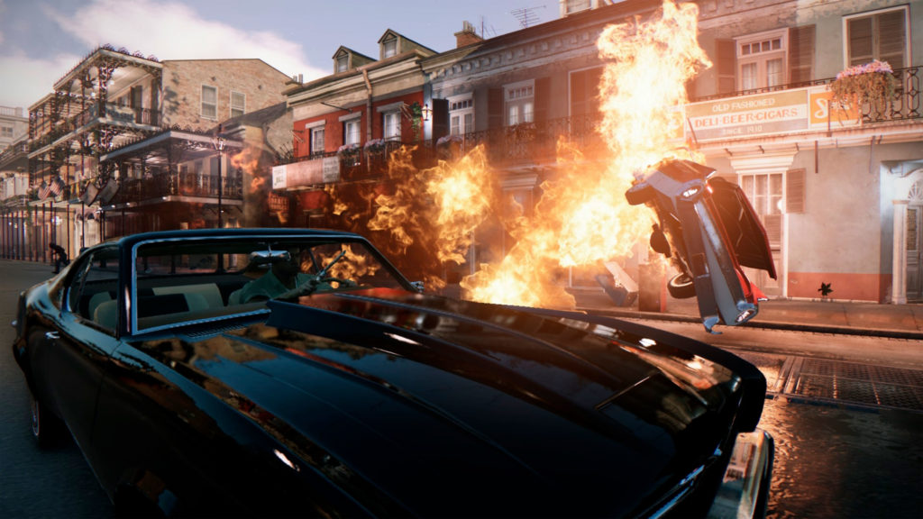 Mafia III 4K UHD Wallpaper