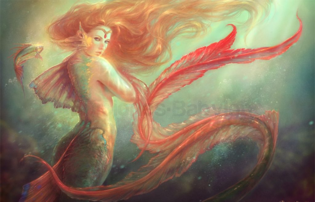 Mermaid Wallpaper