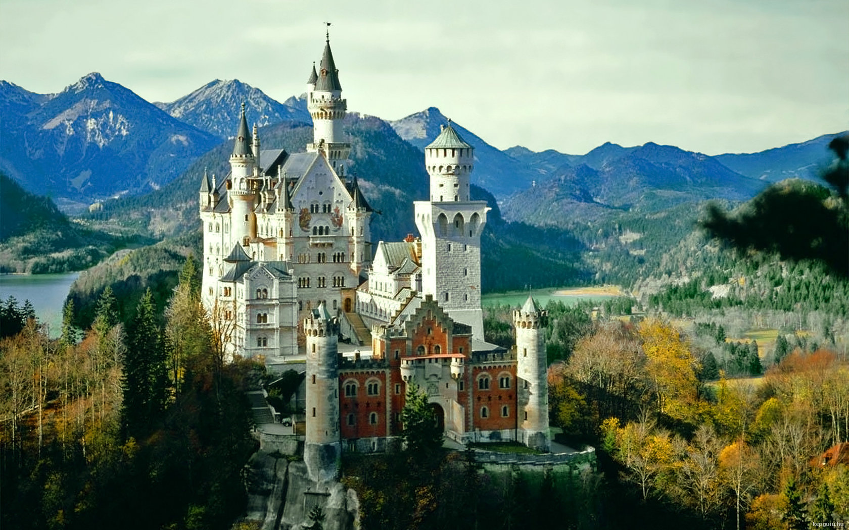 neuschwanstein castle wallpapers pictures images
