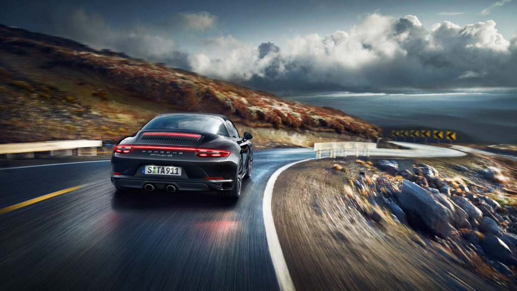 Porsche 911 Targa Wallpaper