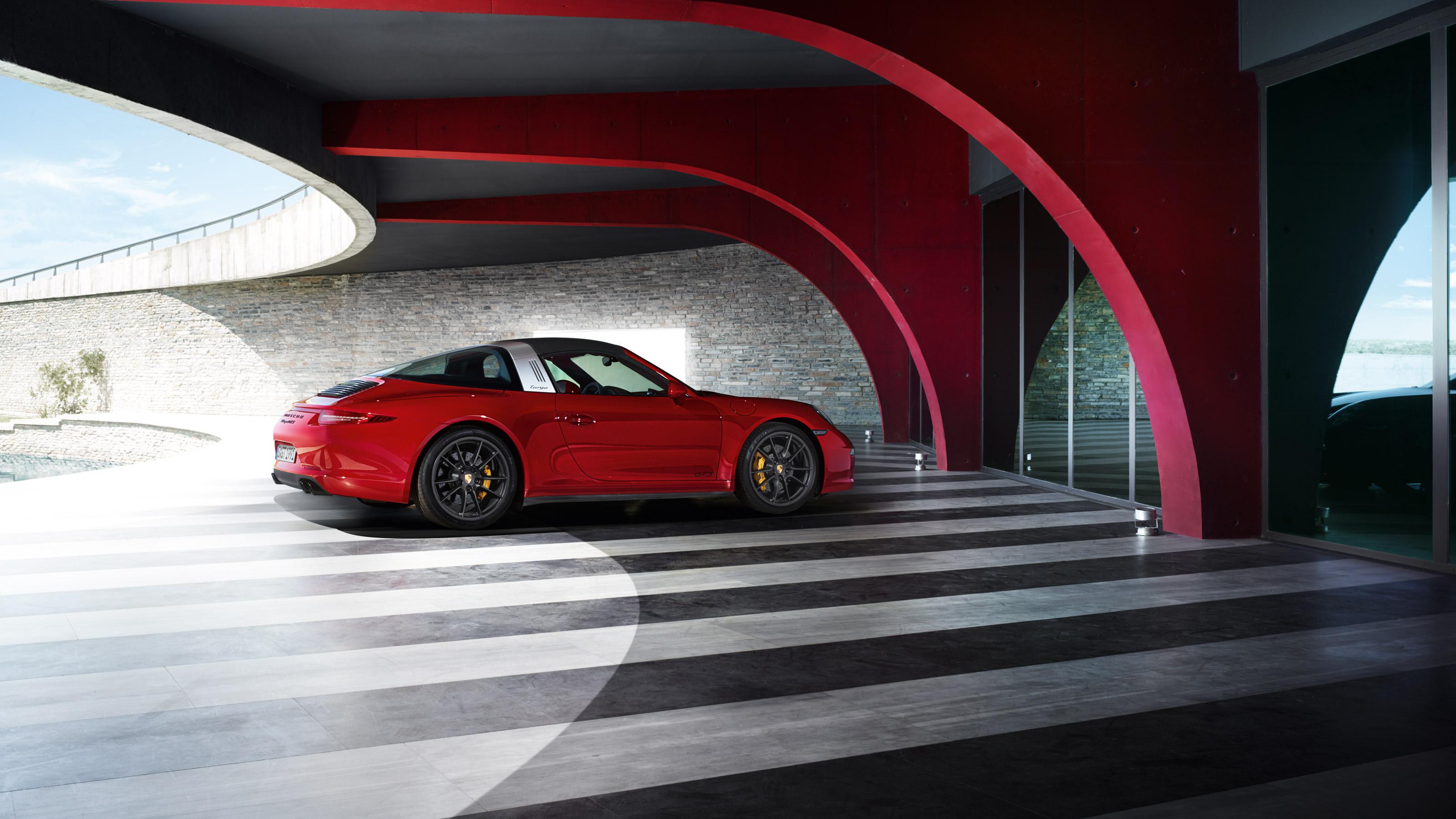 Porsche 911 Targa Wallpaper