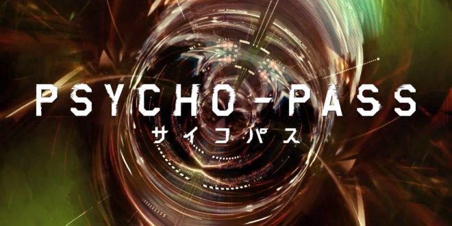 Psycho-Pass Wallpapers