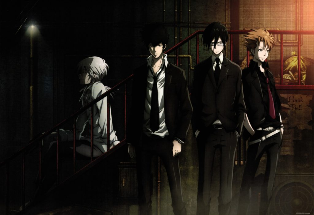 Psycho-Pass Wallpaper