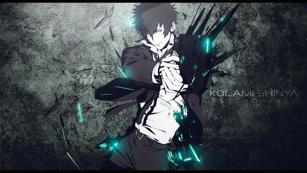 Psycho-Pass Full HD Wallpaper