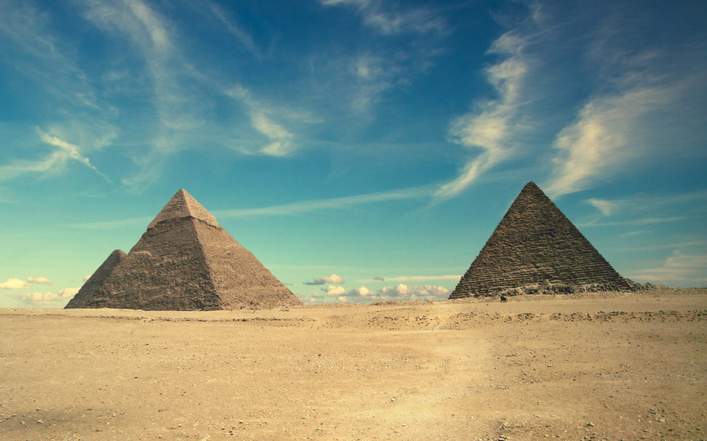 Pyramid Widescreen Wallpaper 1920x1200
