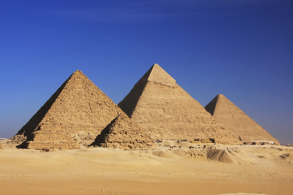 Pyramid Wallpaper 3888x2592