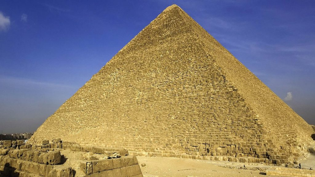 Pyramid Full HD Wallpaper 1920x1080