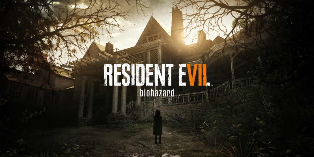 Resident Evil 7: Biohazard Wallpaper