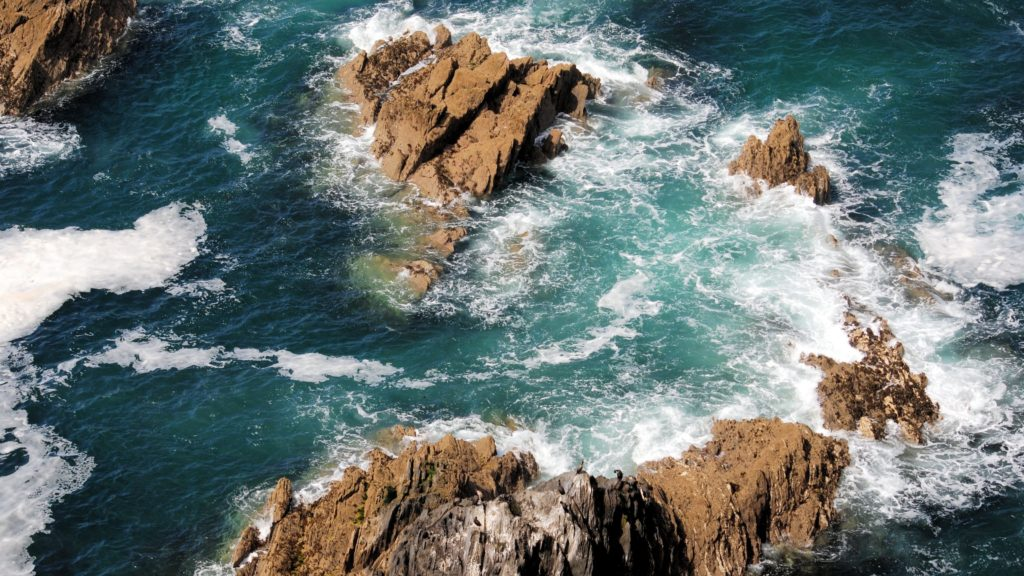 Seascape 4K UHD Wallpaper 3840x2160