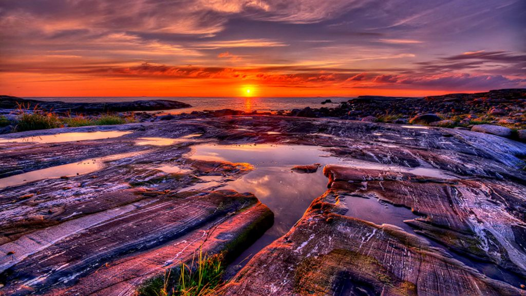Seascape Full HD Wallpaper 1920x1080