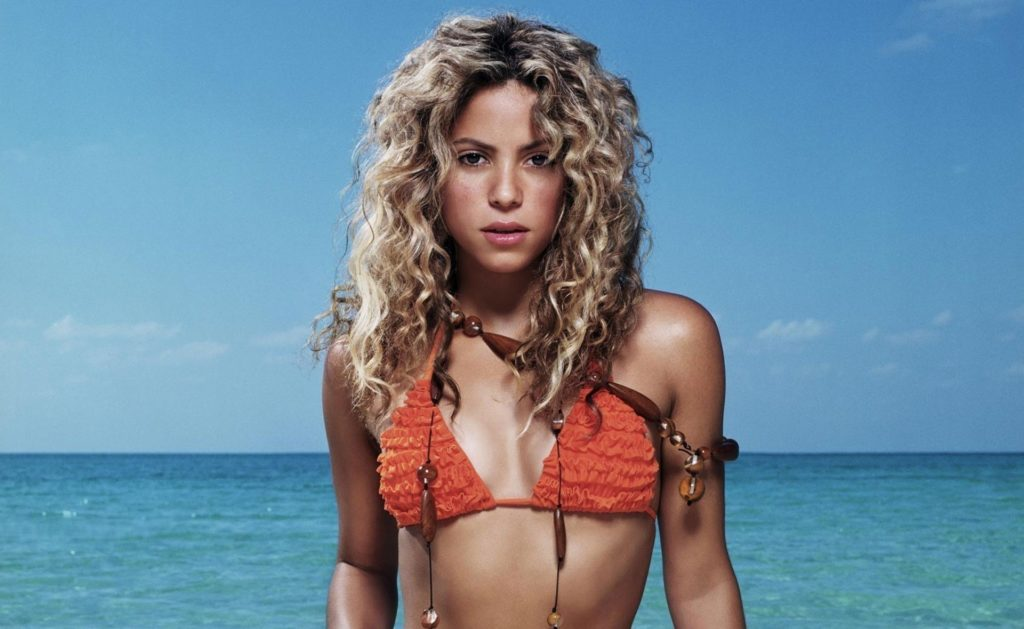 Shakira Background