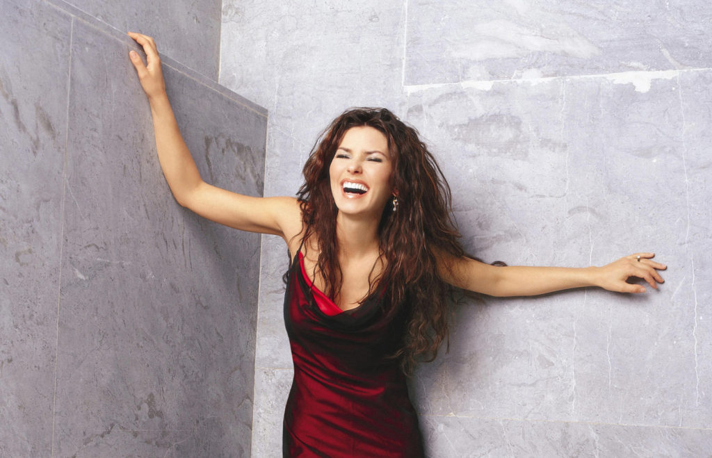 Shania Twain Wallpaper