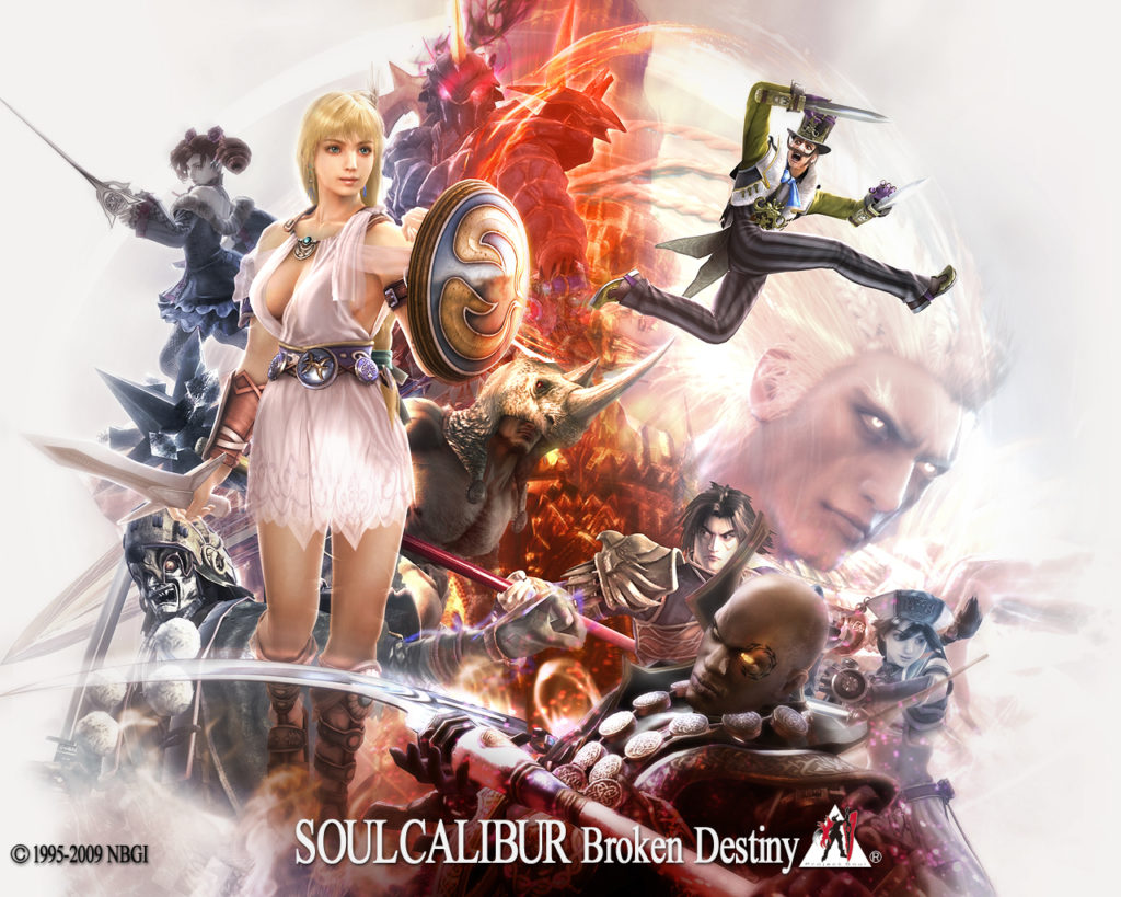 Soulcalibur Wallpaper