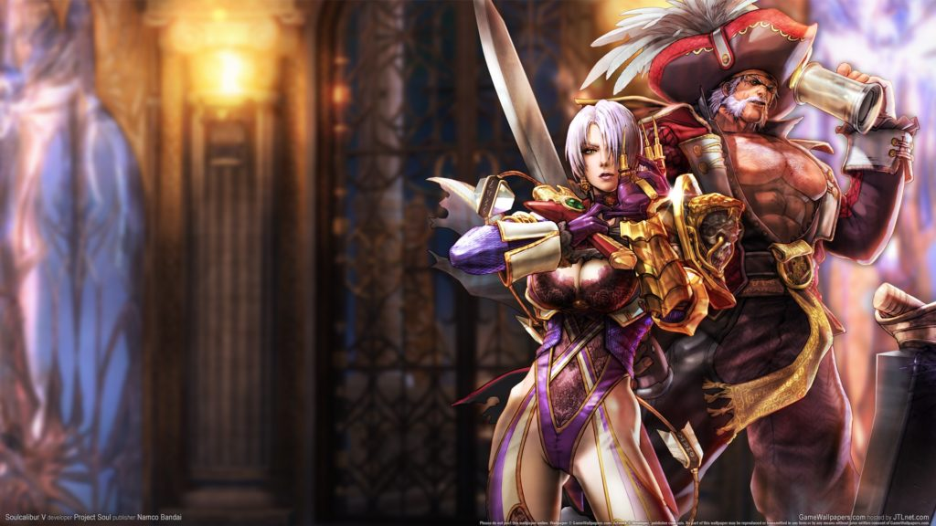 Soulcalibur Full HD Wallpaper