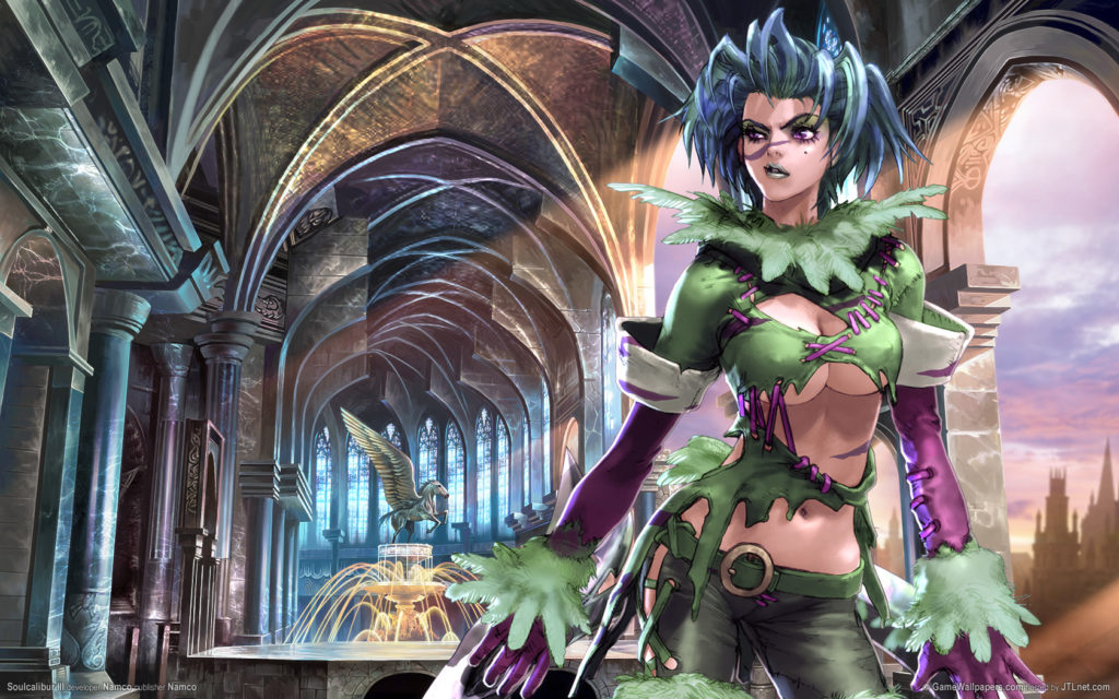 Soulcalibur Widescreen Wallpaper