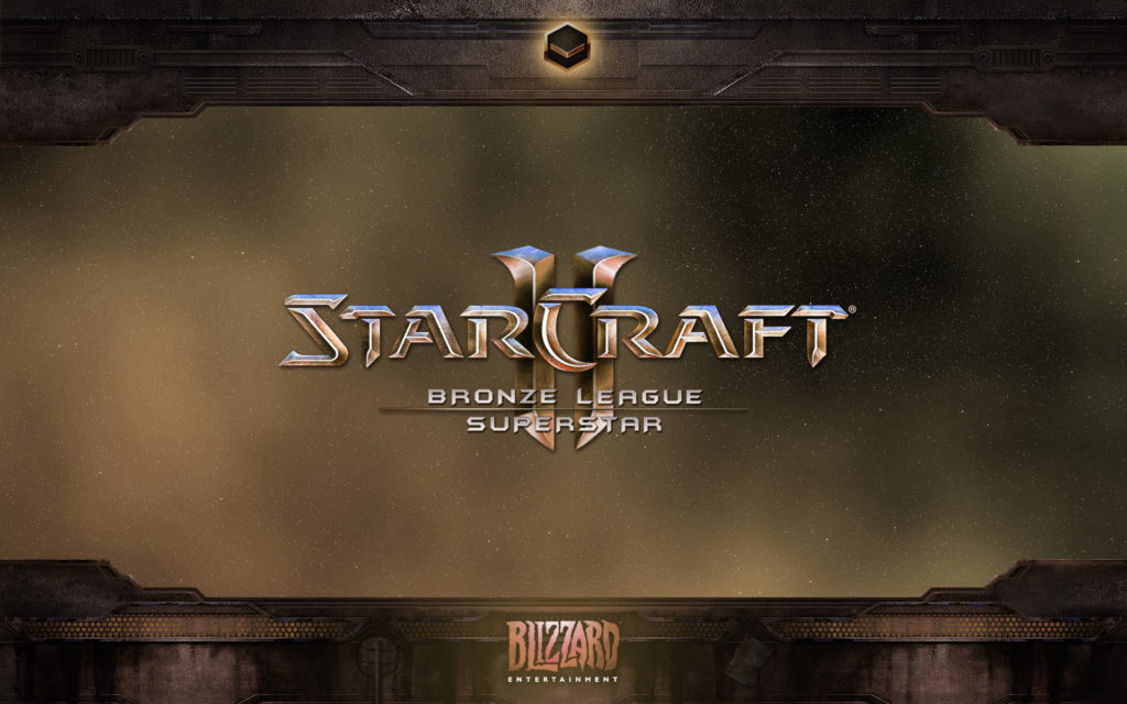 Starcraft II Widescreen Wallpaper