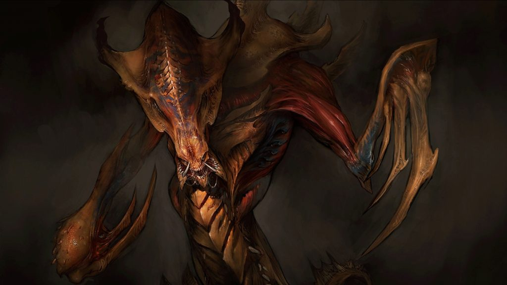 Starcraft II Full HD Wallpaper