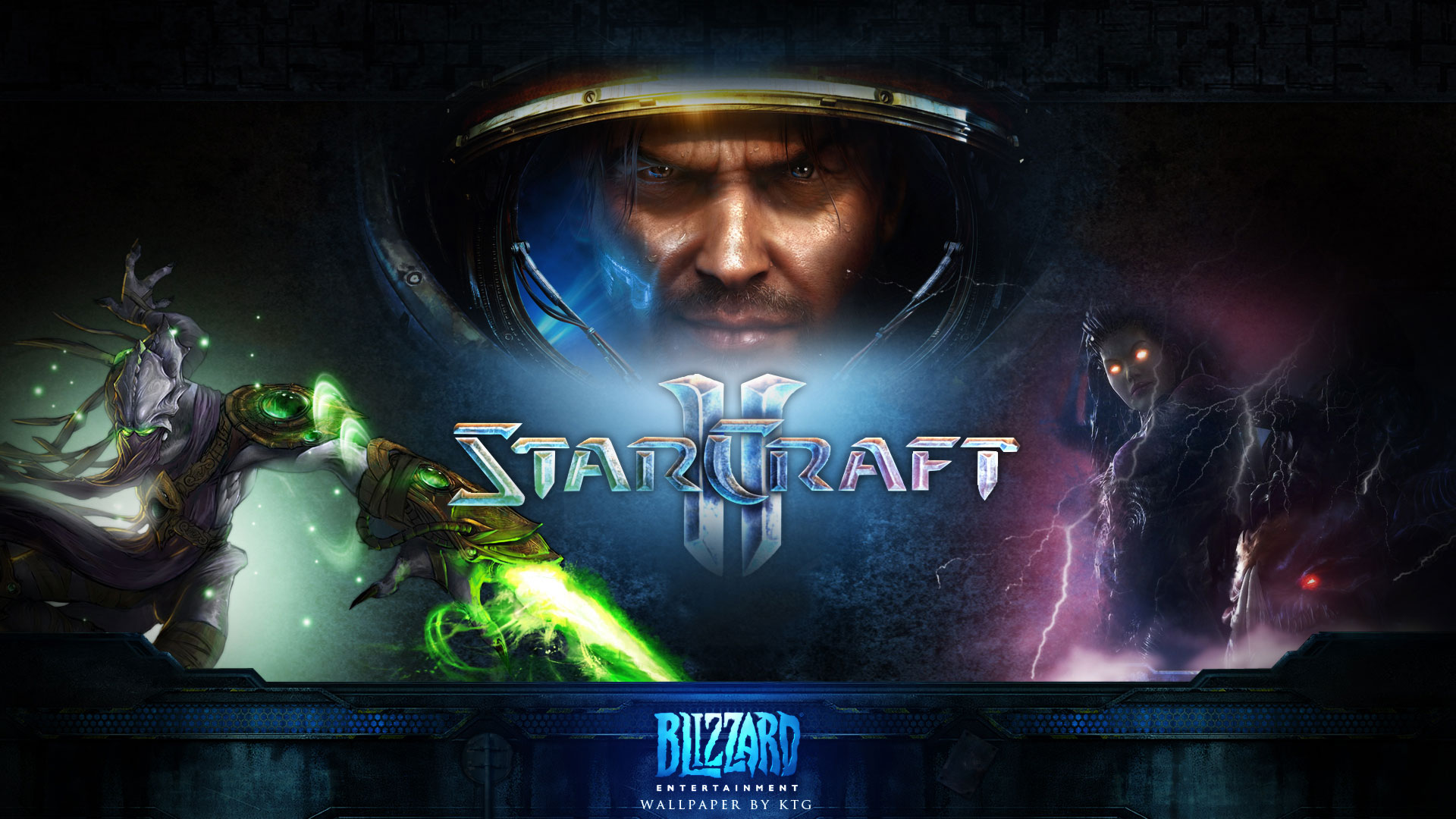 Starcraft 2 Hd Wallpapers