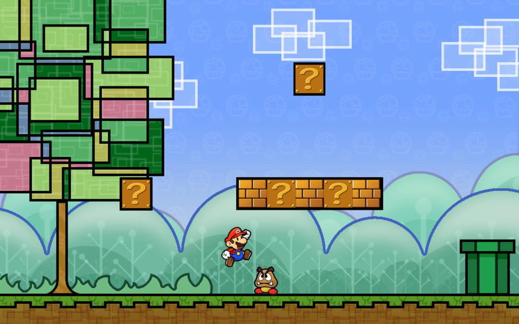 Super Mario Bros. Widescreen Wallpaper 1680x1050