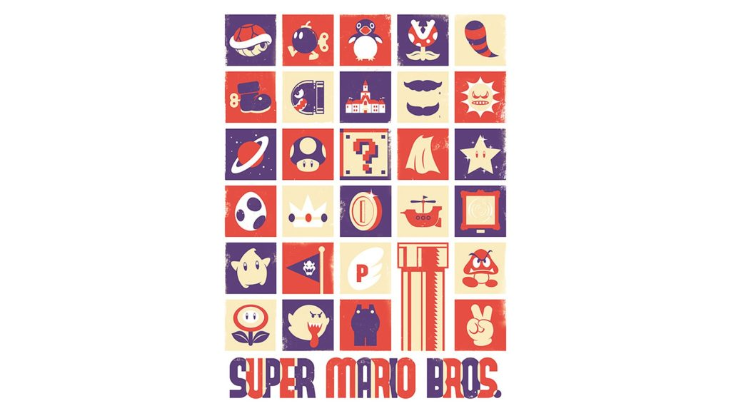 Super Mario Bros. Full HD Wallpaper 1920x1080