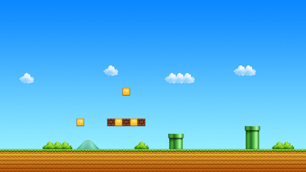 Super Mario Bros. Wallpaper 2560x1440