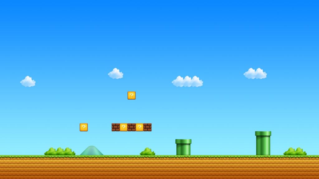 Super Mario Bros. Wallpaper 2560x1440