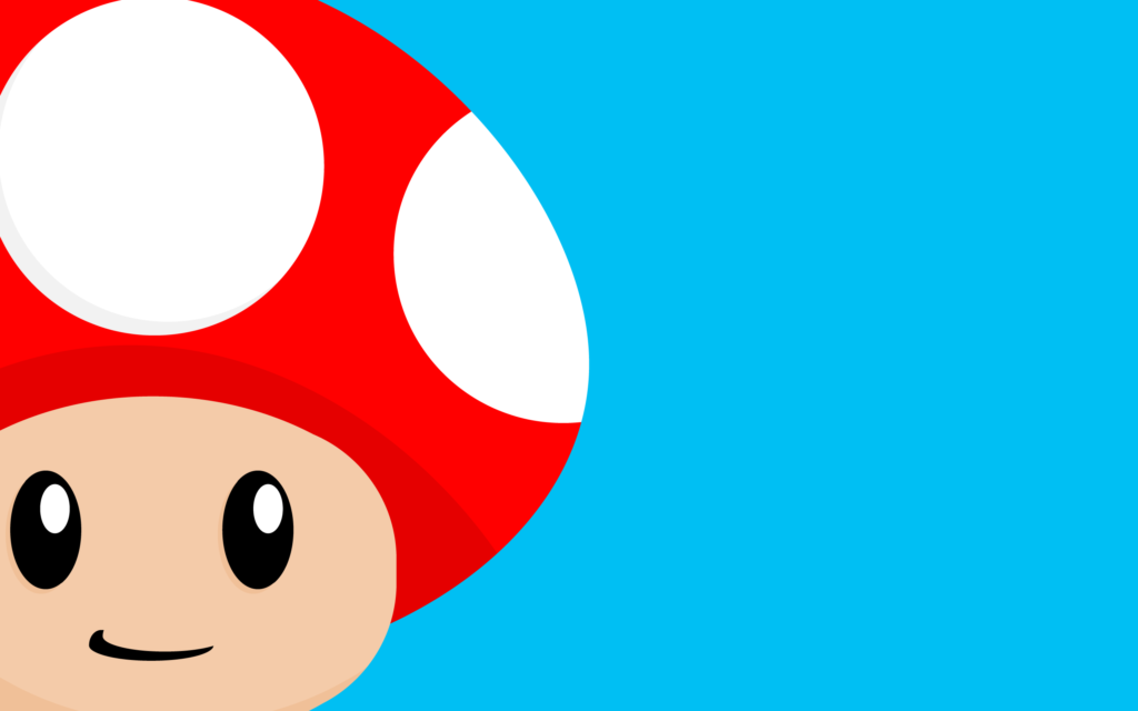 Super Mario Bros. Widescreen Wallpaper 2560x1600