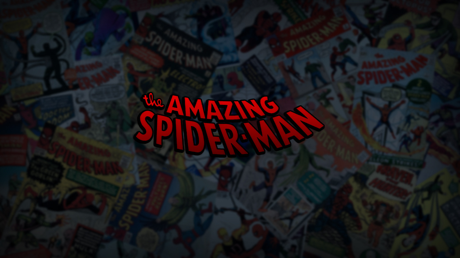 The Amazing Spider Man Widescreen Wallpaper