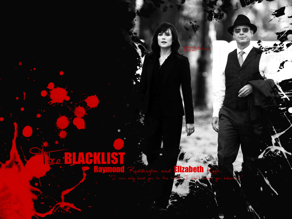 The Blacklist Wallpaper