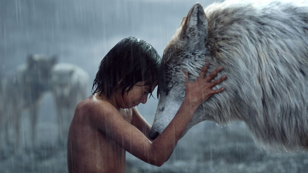 The Jungle Book (2016) Full HD Wallpaper