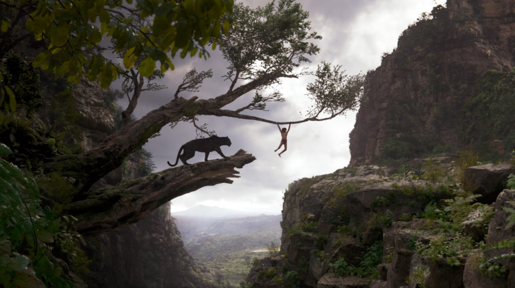 The Jungle Book (2016) Wallpaper
