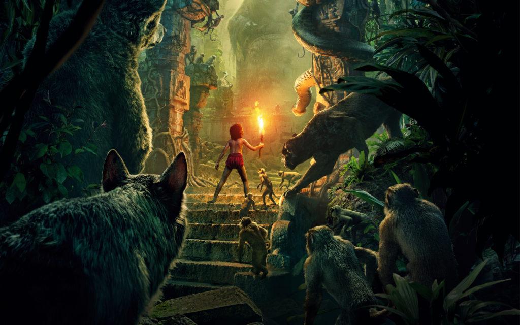 The Jungle Book (2016) Widescreen Wallpaper