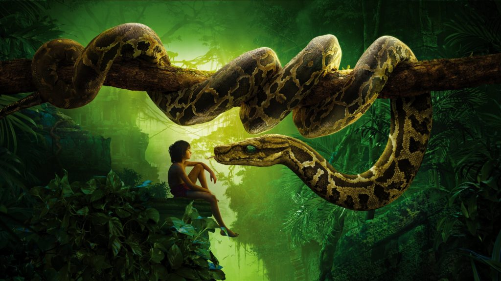 The Jungle Book (2016) 4K UHD Wallpaper