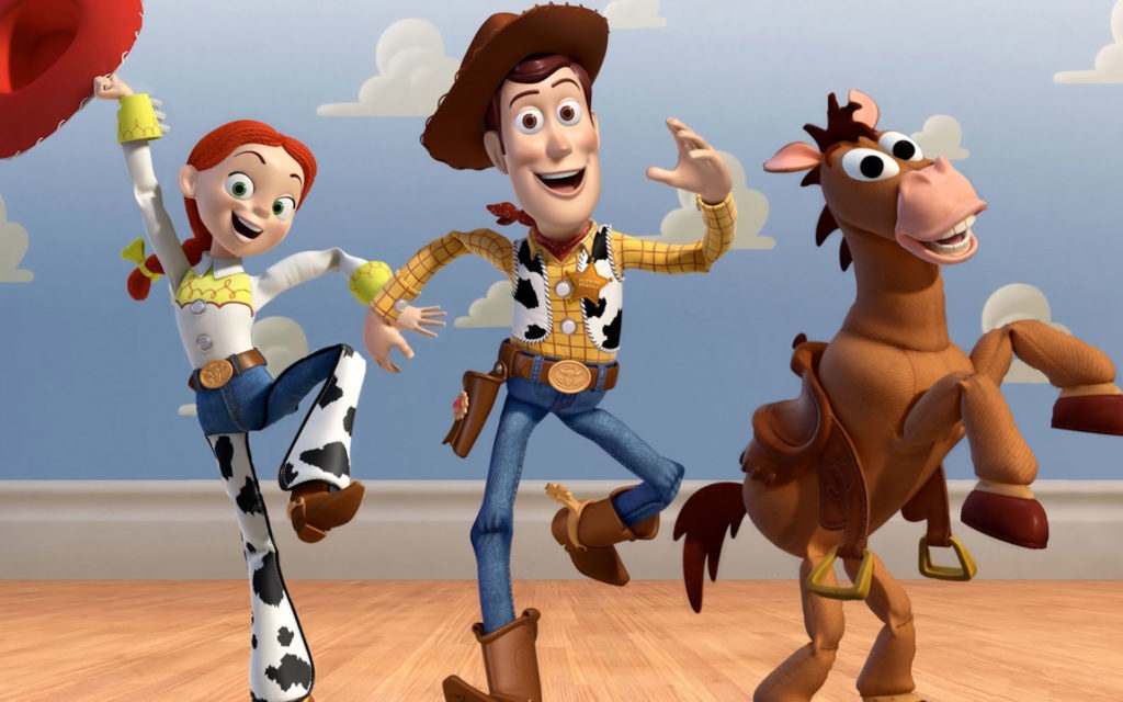 Toy Story 3 Widescreen Wallpaper
