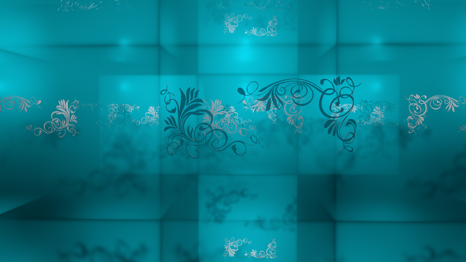 turquoise abstract computer wallpaper - photo #27