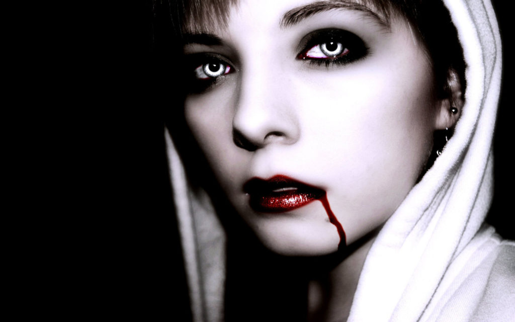 Vampire Widescreen Wallpaper