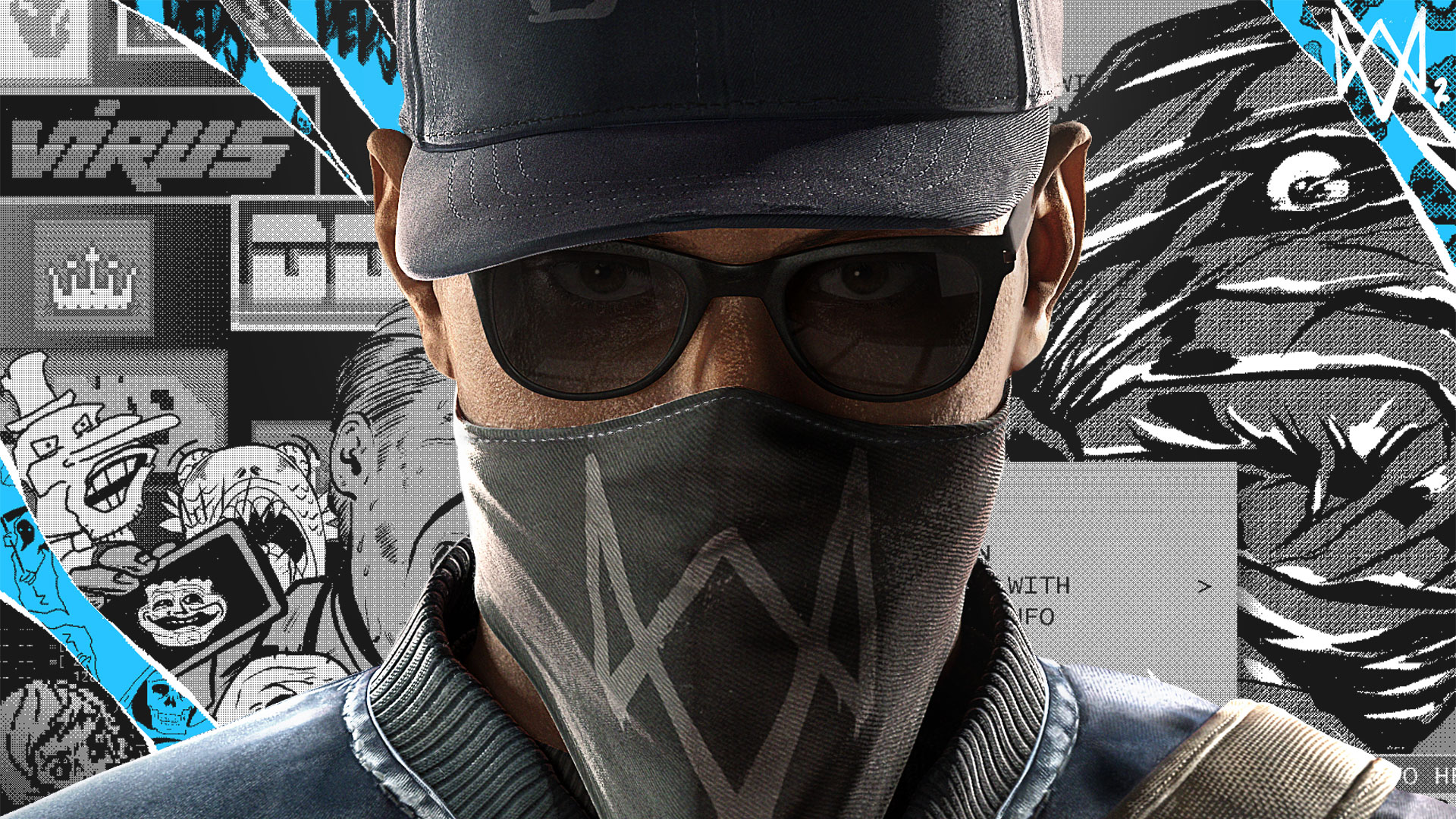 Watch dogs 2 wallpapers pictures images watch dogs 2 full hd wallpaper 1920x1080 voltagebd Images