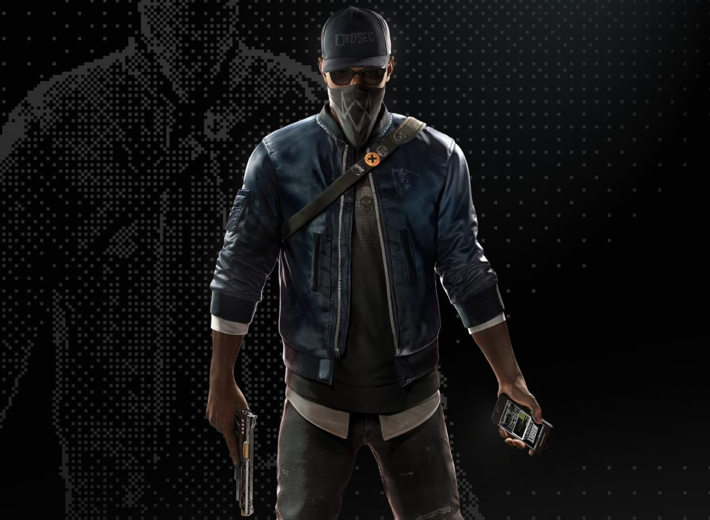 Watch Dogs 2 Wallpaper 2000x1464