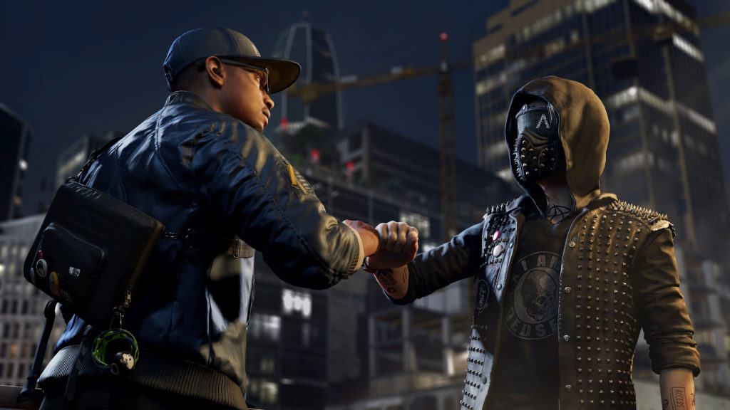 Watch Dogs 2 Wallpaper 2500x1406