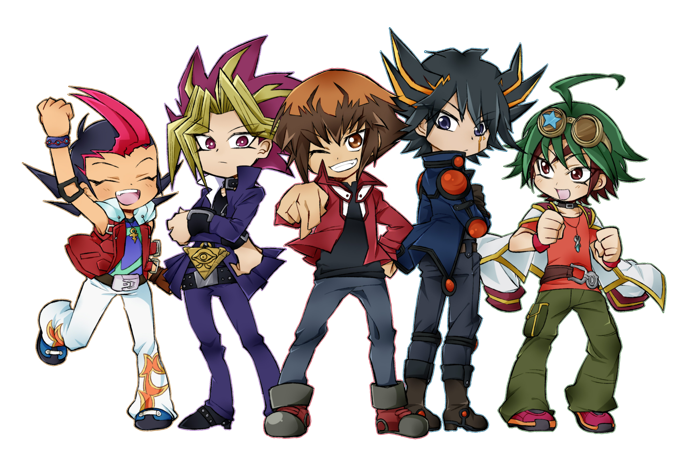 yugioh zexal wallpapers pictures images