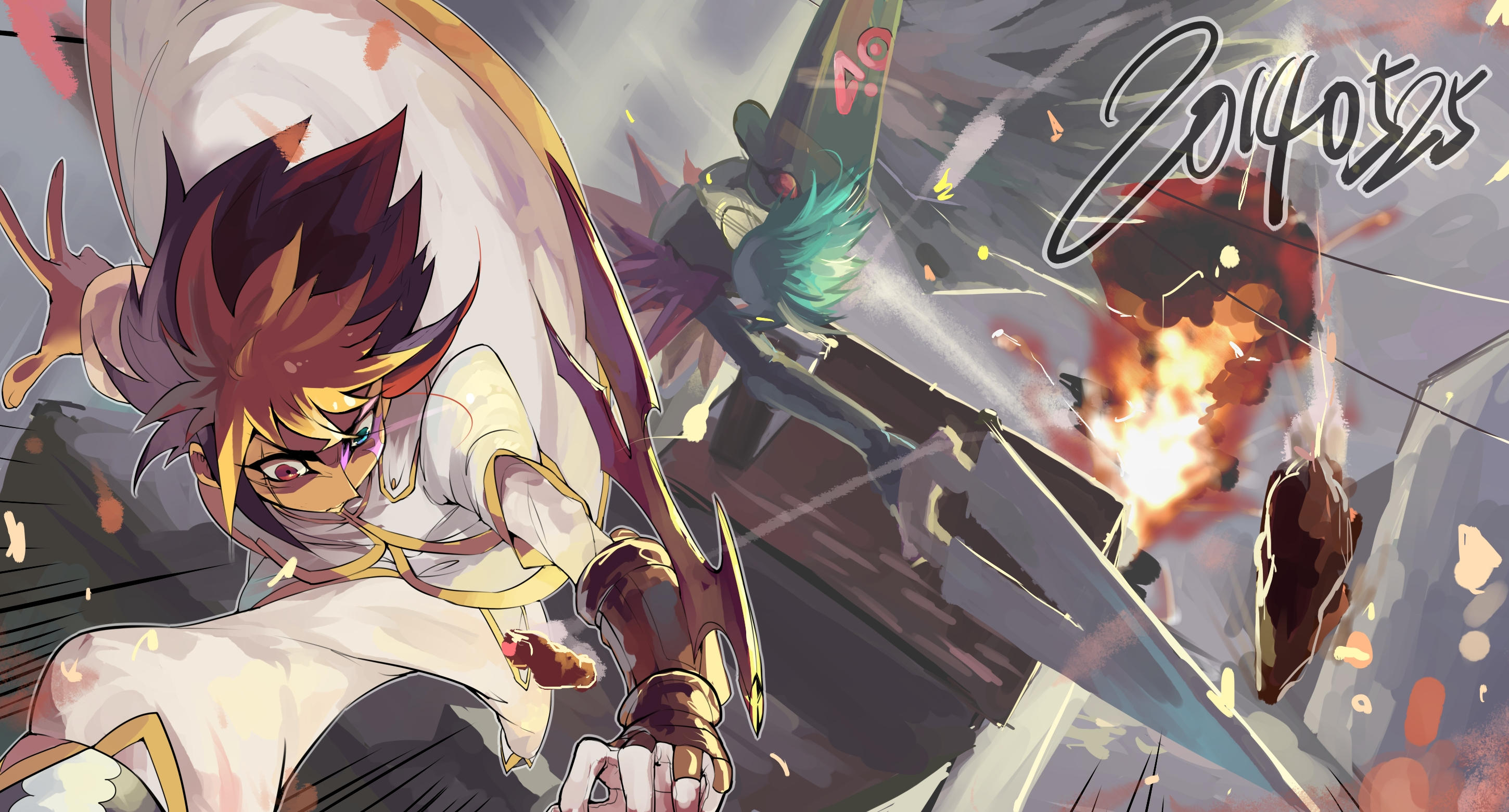 Yu-Gi-Oh! Zexal Wallpapers, Pictures, Images