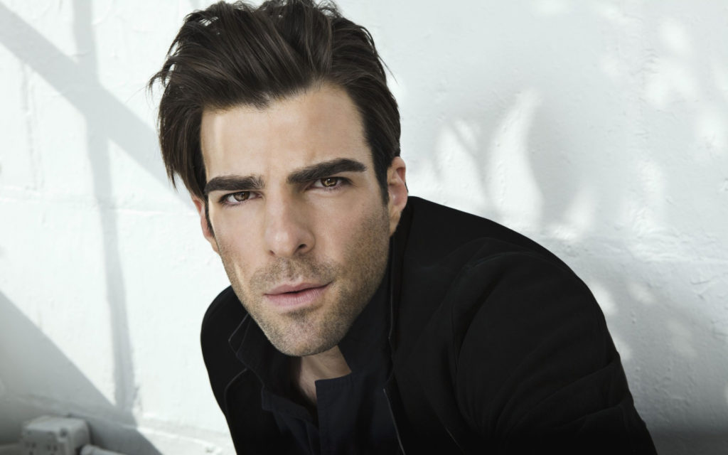 Zachary Quinto Widescreen Wallpaper