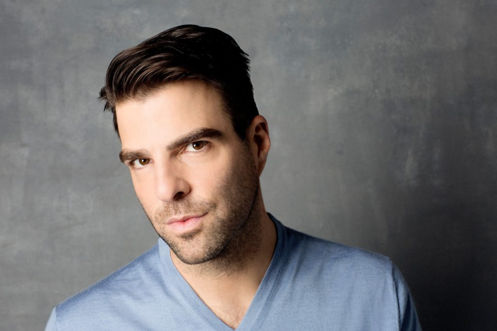 Zachary Quinto Wallpaper