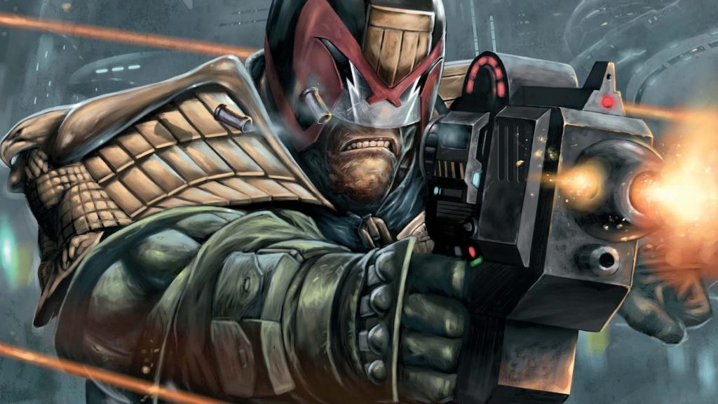 2000 AD Full HD Wallpaper