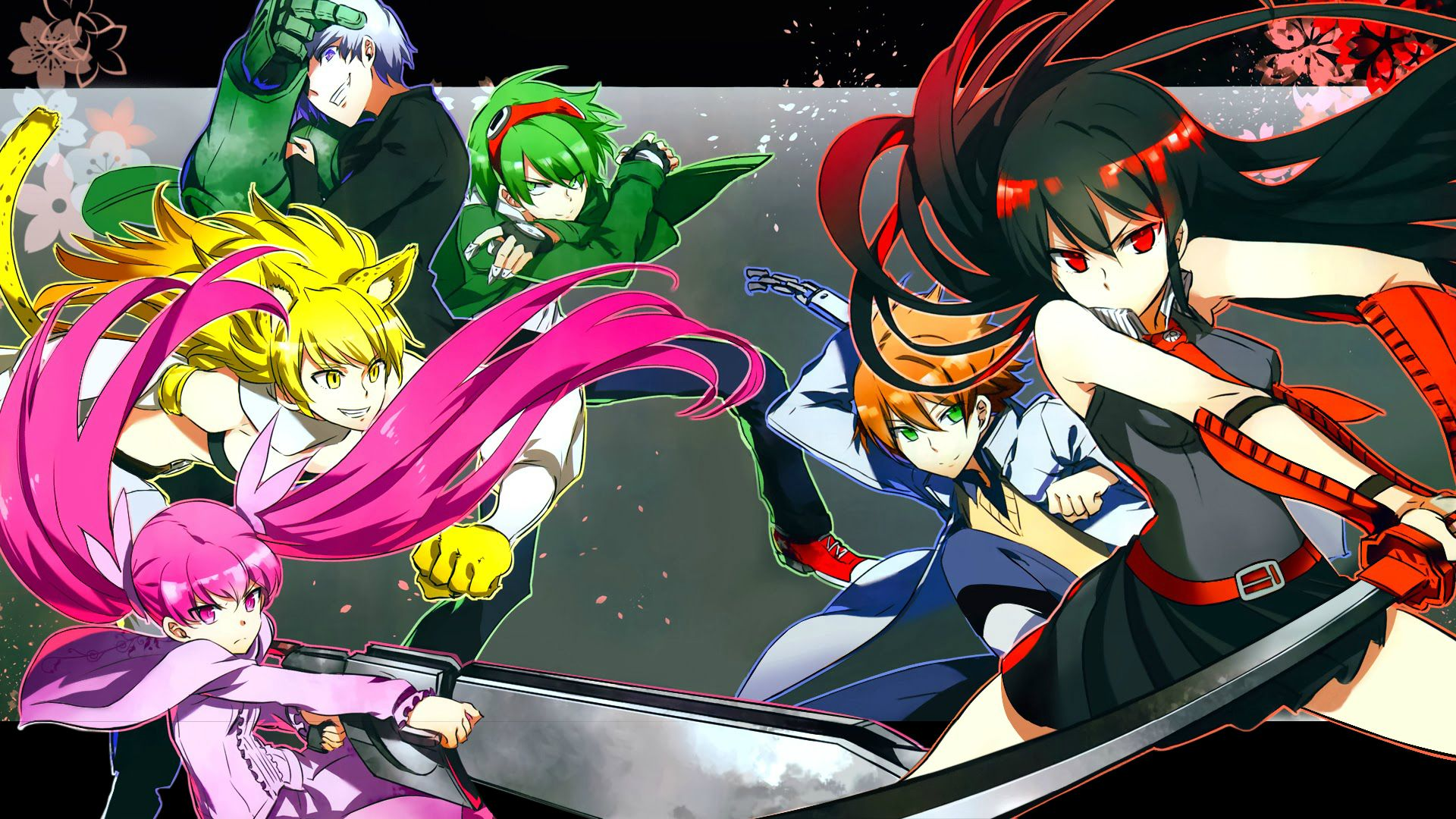 Akame Ga Kill Wallpapers Pictures Images