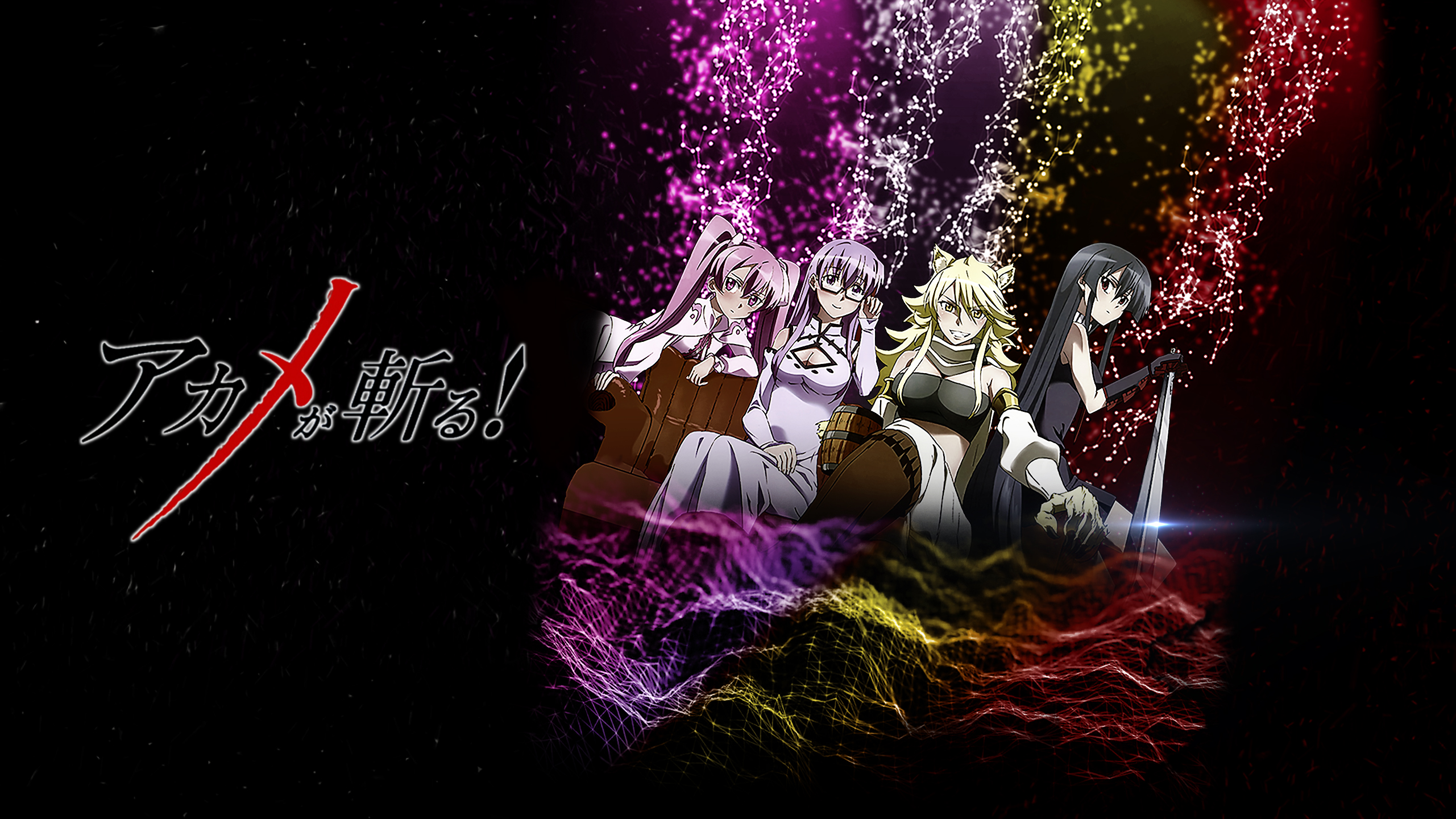 Akame Ga Kill! Wallpapers, Pictures, Images