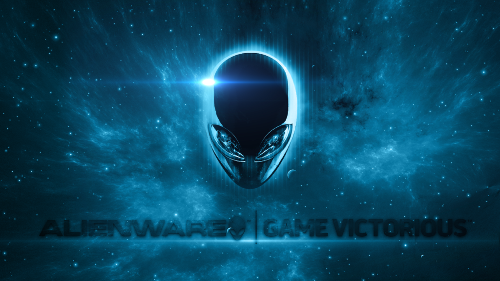 Alienware Full HD Background